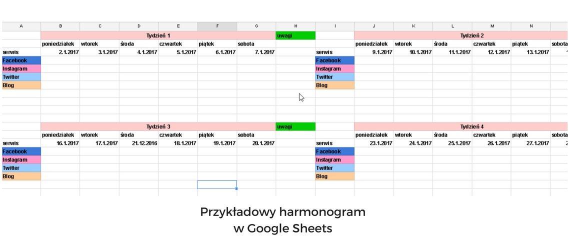 harmonogram-social-media